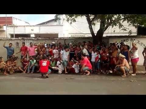 Índios Tapeba  ocupação FUNAI Fortaleza