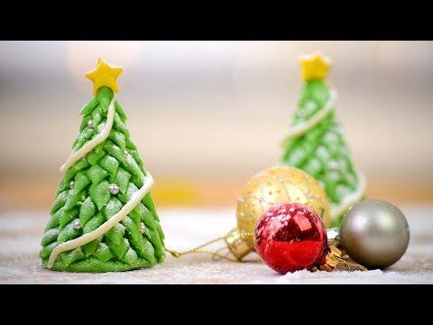 DIY: Marzipan Christmas Tree