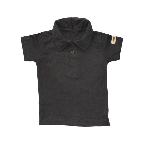 Hey, I found this really awesome Etsy listing at http://www.etsy.com/listing/103044304/organic-baby-polo-shirt-black-or-blue