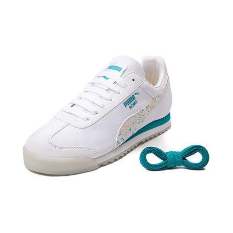 mens puma roma athletic shoe