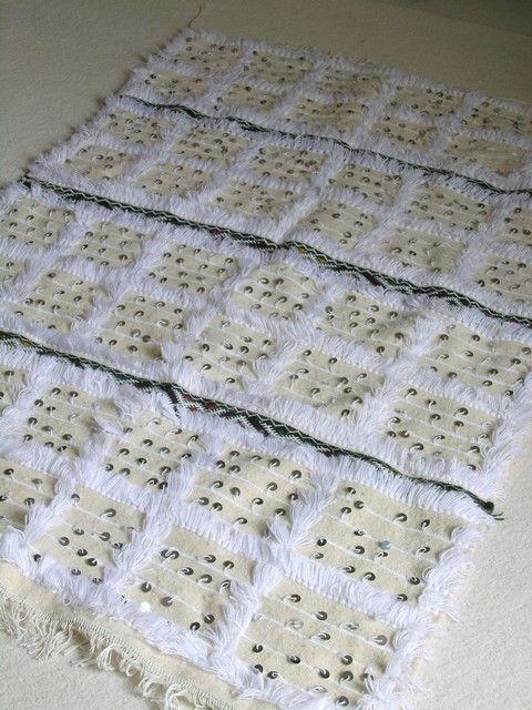Handira - Moroccan wedding blanket. http://www.maroque.co.uk/showitem.aspx?id=ENT06281&p=00741