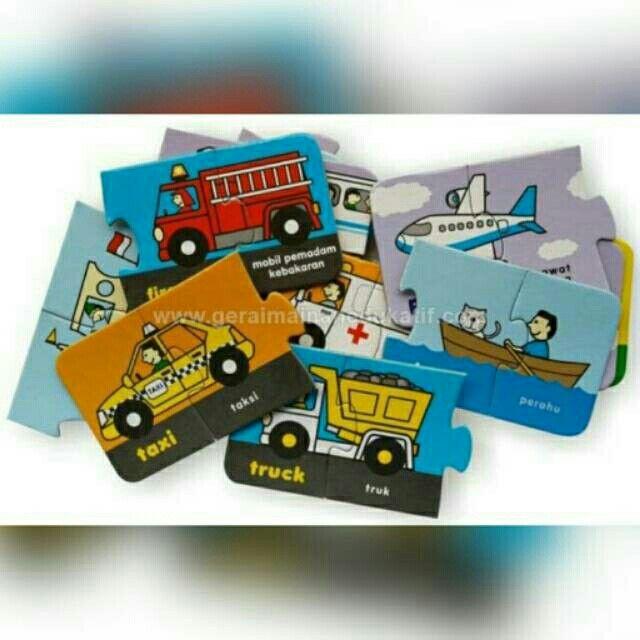 Saya menjual FLASH CARD BILINGUAL Transportation seharga Rp32.000. Dapatkan produk ini hanya di Shopee! http://shopee.co.id/mainan.edukatif/4071323 #ShopeeID