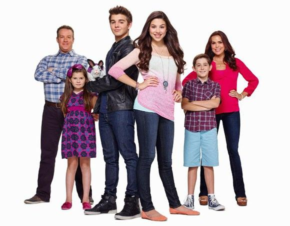 The Cast of 'The Thundermans'