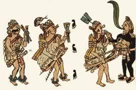 Resultado de imagen para dibujos aztecas mayas e incas