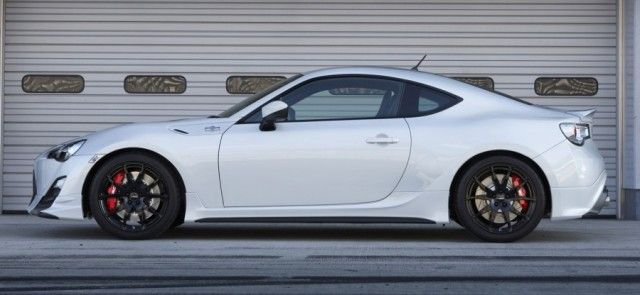 Toyota Gt86 Side View Vehicles Pinterest