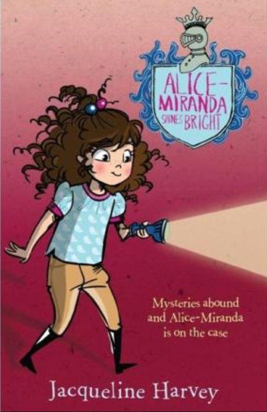 Alice-Miranda Shines Bright  (Book 8)