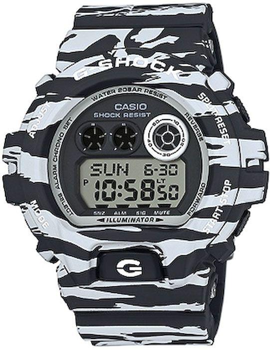 Zegarek męski Casio G-Shock GD-X6900BW-1ER - sklep internetowy www.zegarek.net