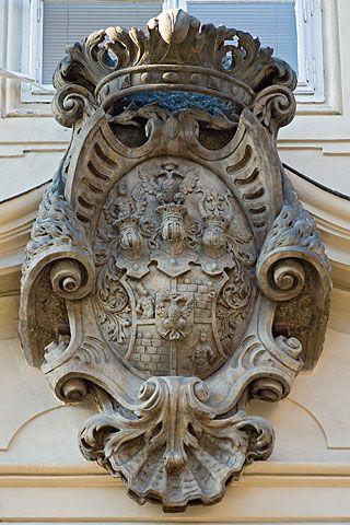 Historické domy v Nerudově ulici 1   Vítejte
