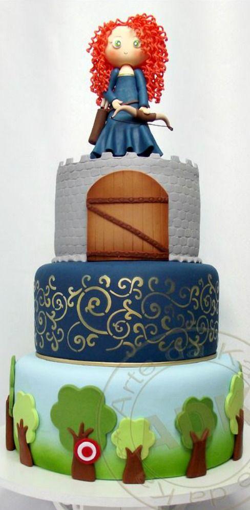 Brave Cake | https://lomejordelaweb.es/