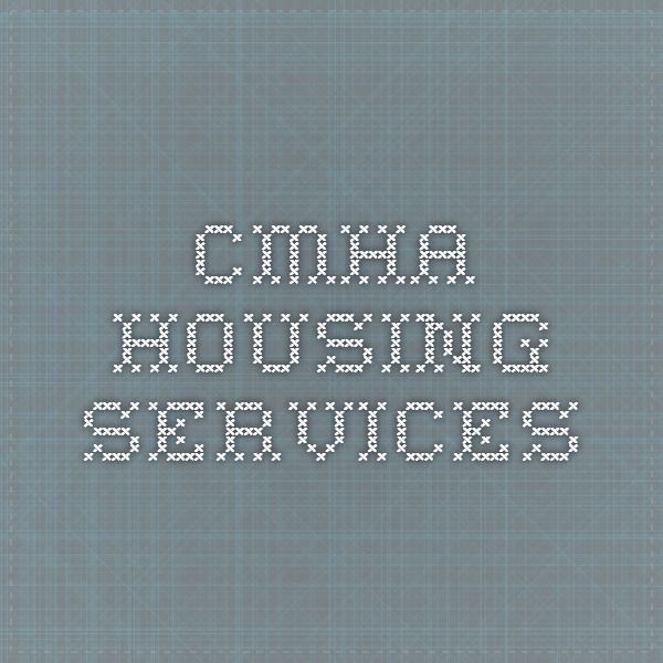 CMHA - Housing Services