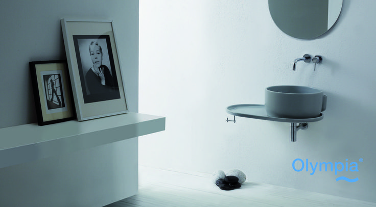 Ukijo collection - Bathroom furniture - Olympia Ceramica. http://www.olympiaceramica.it/it/ukiyo-e/
