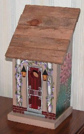 1000 Ideas About Decorative Bird Houses On Pinterest
