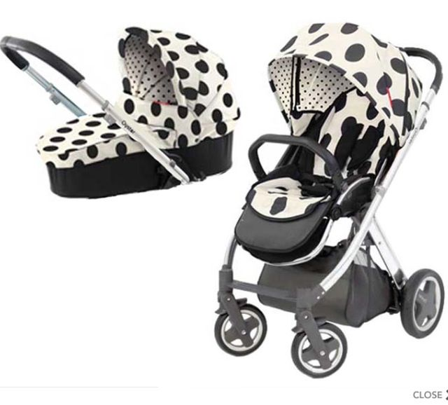 Baby pram oyster babystyle prams pushchair pinterest for Mercedes benz baby pram