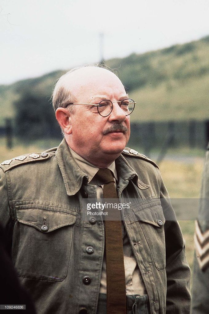 images of bbc show dads army | ... On the set of the classic BBC TV comedy show 'Dad's Army', . Show more