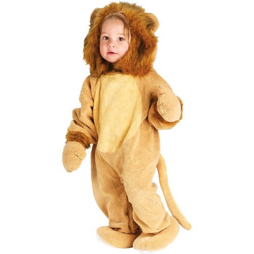 cuddly lion infant halloween costume at walmart available in store - Walmart Halloween Costumes For Baby