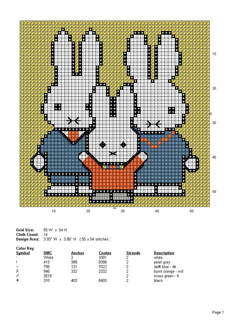 Miffy and family