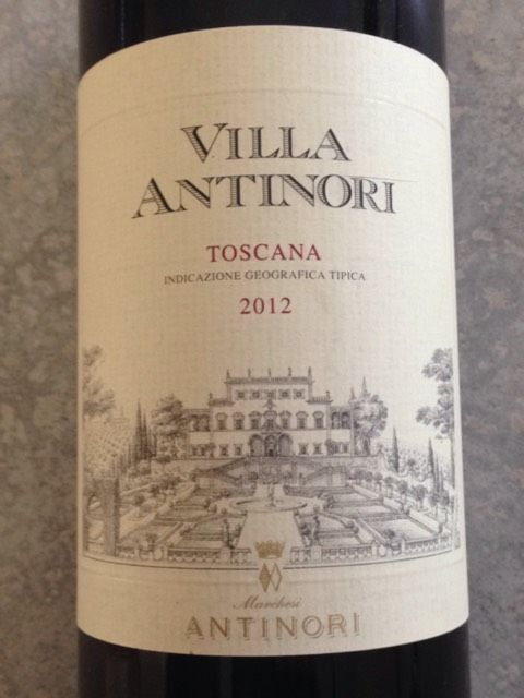 Check out this Villa Antinori Rosso Toscana 2012 from Marchesi Antinori on Vivino. 4438 users rated it 3.8 out of 5 stars.