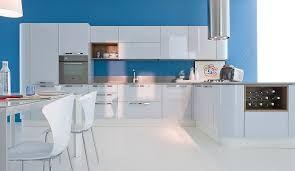 Resultado de imagen para cocinas color azul
