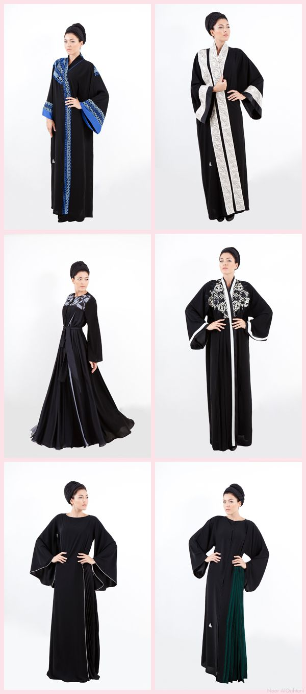 DAS Abaya Collection - Noor AlQahtani