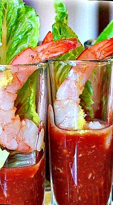 Shrimp Shooters ❊