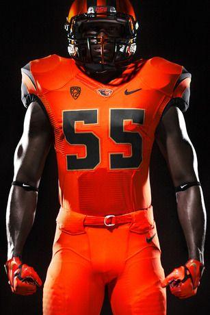 college football 2013 | New Oregon State logo, football uniforms revealed - SBNation.com