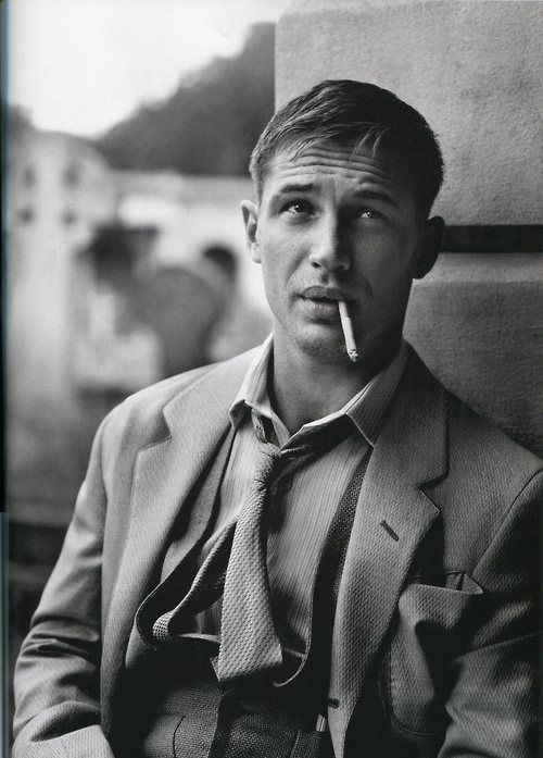 Hubba Hubba lol Tom Hardy cutest whiteboy ever! lawless