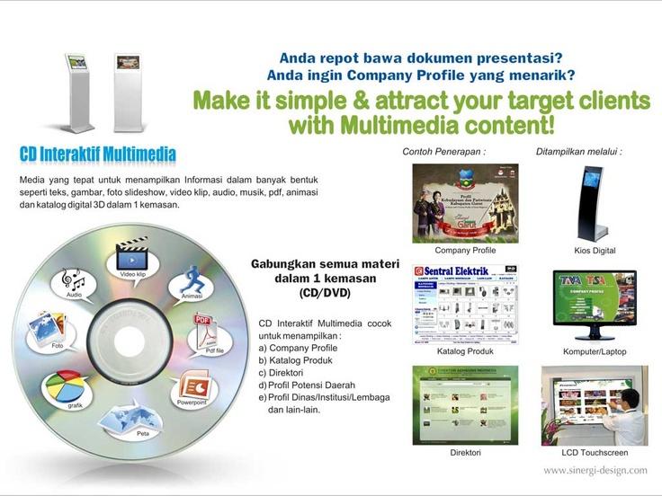 Profil CD Interaktif Multimedia
