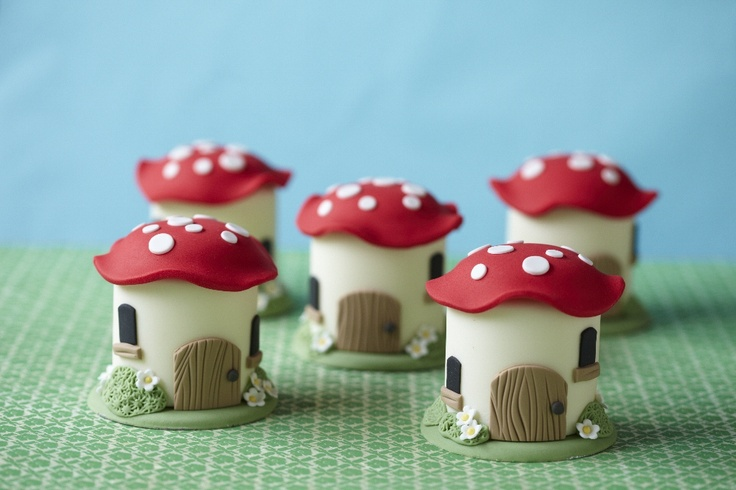 Magical Mini #Cakes