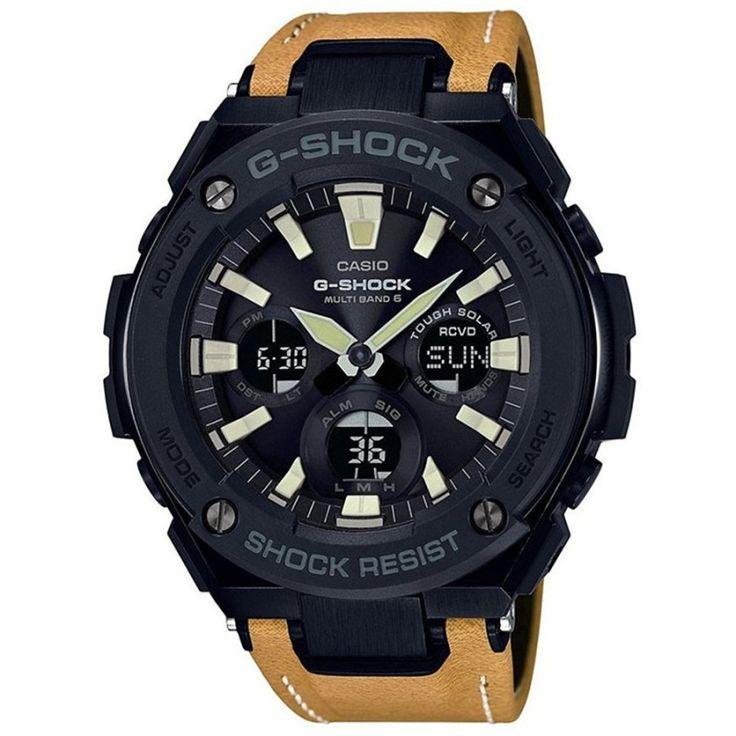 Reloj Casio G-Shock Hombre Cronógrafo GST-W120L-1BER