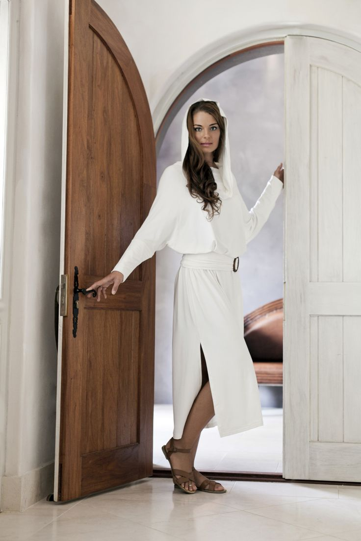 The Kylie Kaftan...  Elegant and comfortable bamboo clothing www.bodypeacebamboo.com
