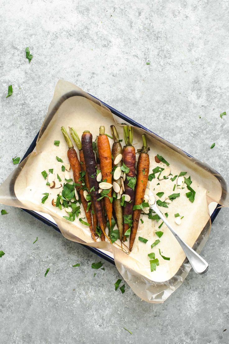 Tea Braised Carrots with Lapsang souchong   @naturallyella