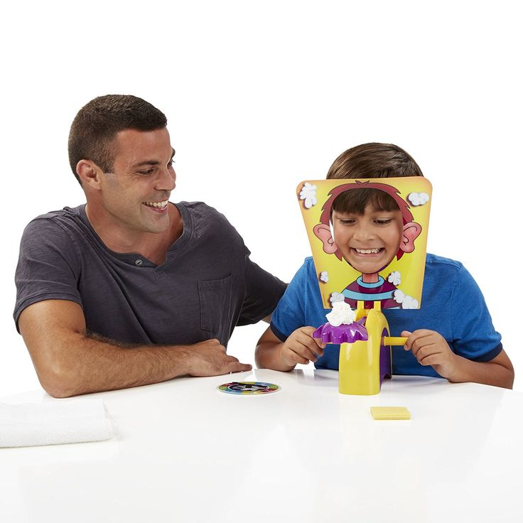 Hasbro Pie Face Game Best Offer. Best price Hasbro Pie Face Game. Comical Pie Face diversion may very well splat you in the face. Pie-throwing arm could go off at any minute. Hasbro Pie Face Game #Hasbro #Pie #Face #Game