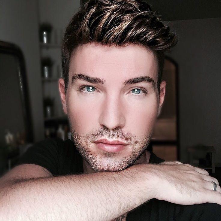 15 Men Who Prove That Subtle Makeup Is Transformative