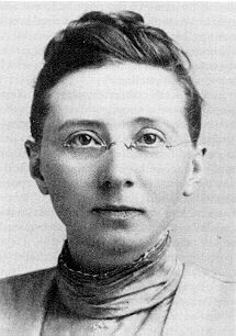 Dr. Clelia Mosher - 1892    Dr. Clelia Mosher (1863 - 1940) was a brilliant and extraordinary woman who made debunking the claims of Victorian medicine regarding the frailty of the female body her life's work.