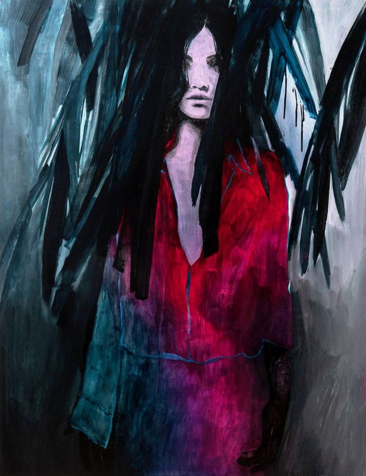 "Saatchi Art Artist Ewa Zwarycz; Painting, ""Orangery"" #art"