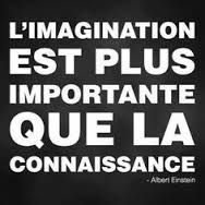 The imagination is all