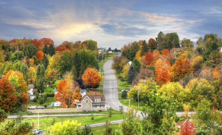 Coaticook, Quebec, Canada by tmotntt on 500px