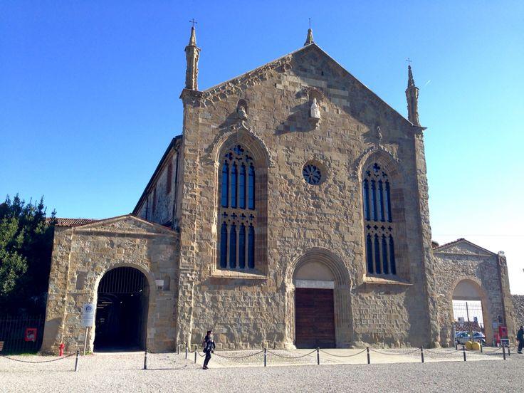 Ex chiesa di S. Agostino, ora aula magna dell'Università di Bergamo