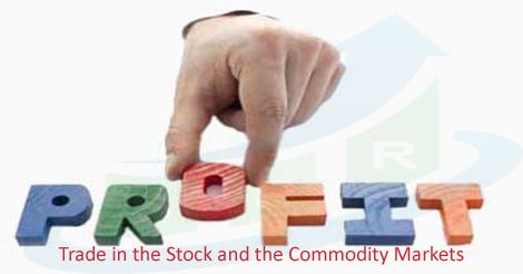 Trader can Trade in the Stock and the Commodity Markets:: Trader can trade in the Stock and the commodity markets through the major exchange available. The major exchanges in the Stock Market field are BSE and NSE. BSE stands for Bombay stock exchange and NSE stands for National Stock Exchange. All the major companies are listed in these stock exchanges. If the trader wants to trade in the commodity market, he can trade through MCX....