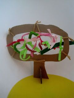 Seasonal Tree Weaving Project | Less Commonly Taught