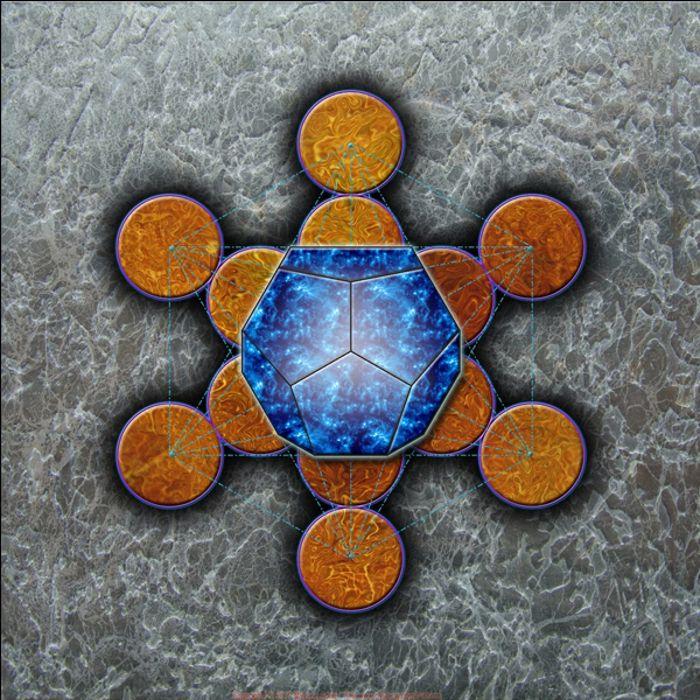 """Сакральная Геометрия """"Прощение"""" – Возрождение души для новой жизни"""