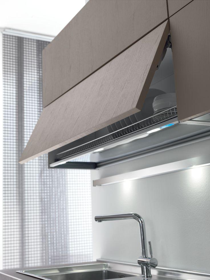 The terra collection aran italian kitchens for Aran world kitchen cabinets