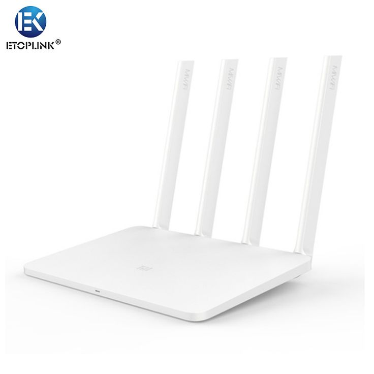Find More Signal Boosters Information about Original Xiao mi Mi WiFi Router 3 1167Mbps 2.4GHz 5GHz Dual Band 128MB ROM with 4 Antennas Dual Band 802.11ac b/g/n APP Control,High Quality router portable,China router wifi voip Suppliers, Cheap wifi ip phone sip from Guangzhou Etoplink Co., Ltd on Aliexpress.com