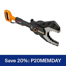 [$77.99 save 49%] WG307 WORX JawSaw Electric Chainsaw Re-Invented- Brand New Units #LavaHot http://www.lavahotdeals.com/us/cheap/wg307-worx-jawsaw-electric-chainsaw-invented-brand-units/205685?utm_source=pinterest&utm_medium=rss&utm_campaign=at_lavahotdealsus
