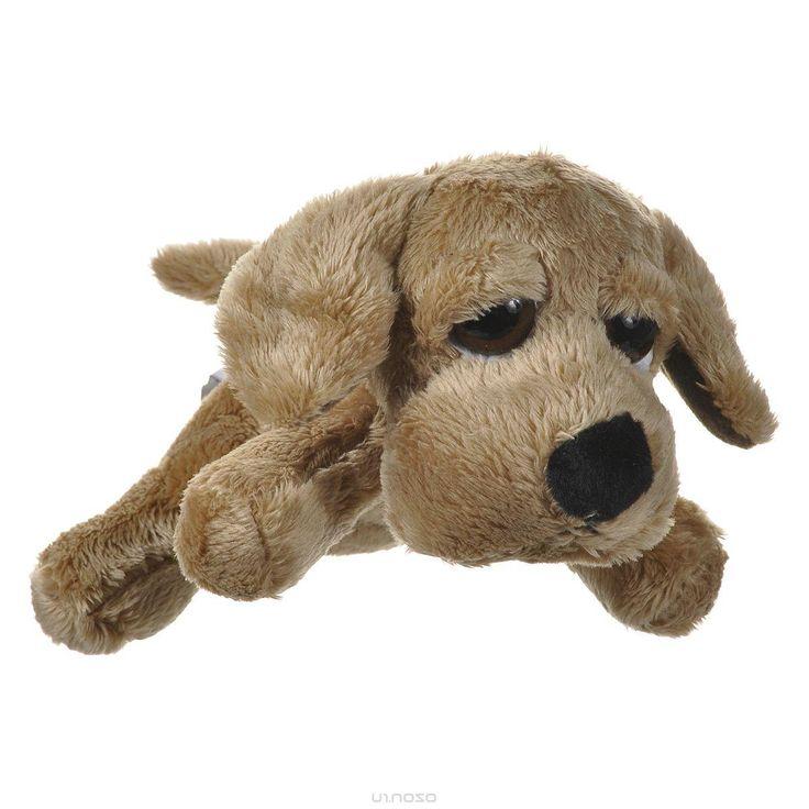Мягкая игрушка Russ Лабрадор Пиперс: Барни, цвет: светло-коричневый, 15 см