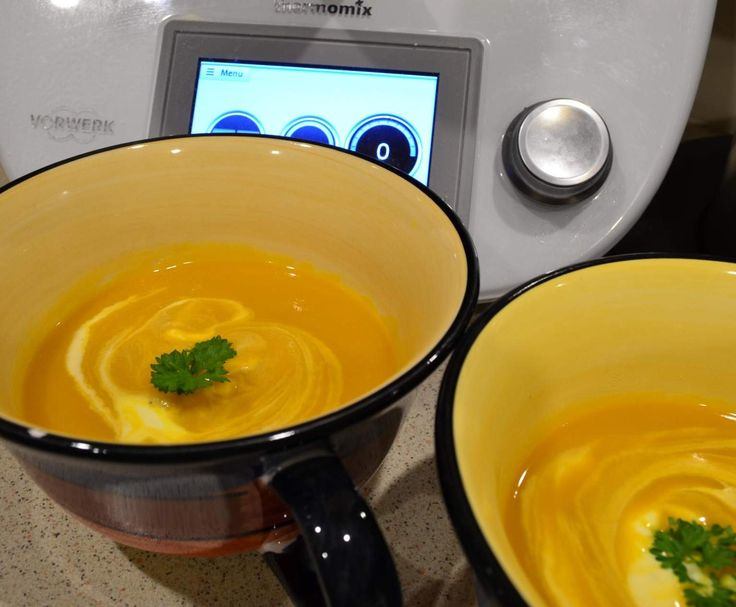 Recipe Best Ever Pumpkin Soup by ShellG - Recipe of category Soups