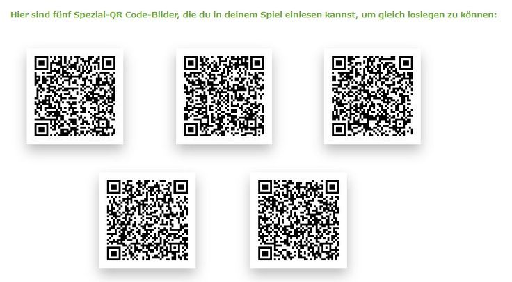 how to make a qr scan code for a website