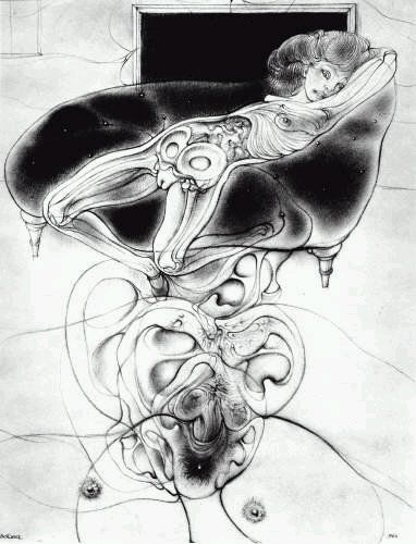 Hans Bellmer The Anatomy Of Anxiety