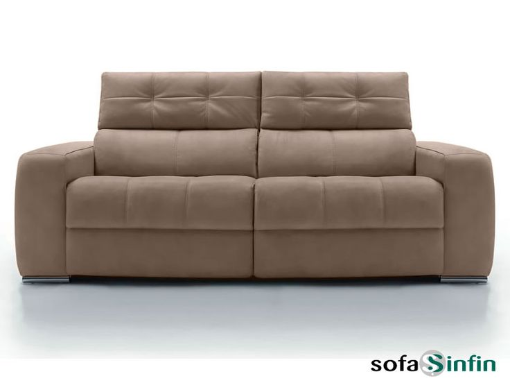 Sofá de estilo moderno modelo Elegant de Divani Star Más info en http://sofassinfin.es/sofas-modernos.html