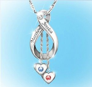 Love Never Ends Pendant fromBradford Exchange Giveaway. Like us on Facebook, then like and share the giveaway to enter, https://www.facebook.com/FindGift